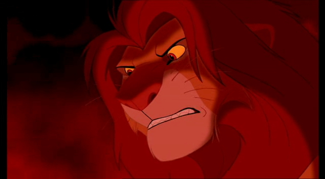 I Laugh In The Face Of Danger Quote: Favourite Simba Quote? Poll Results