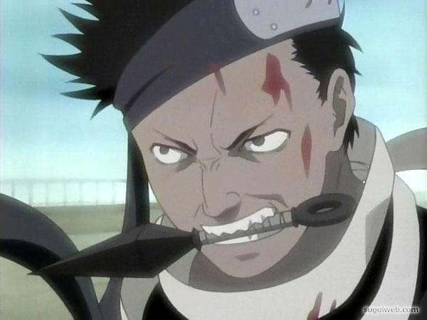 No Way, I Hate Him Zabuza Momochi Face