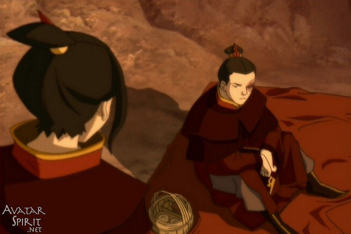 Who had the best season 3 outfit? part 1 , Avatar The Last