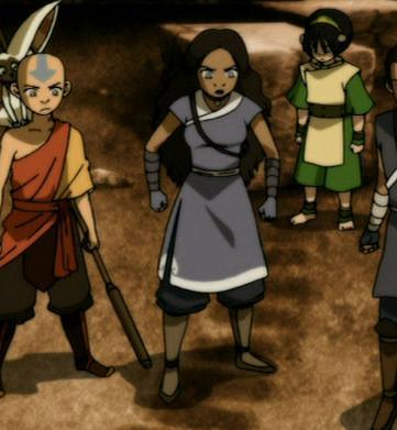 who had the best season 3 outfit? part 2 , Avatar , La