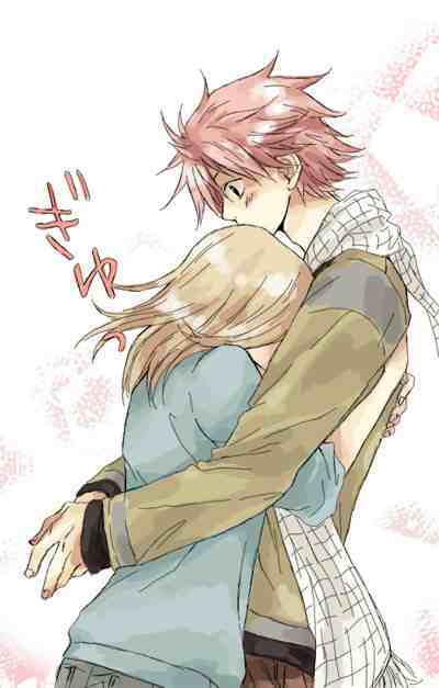 Fairy Tail Natsu And Gray Cute Do You Think Lucy Shou...