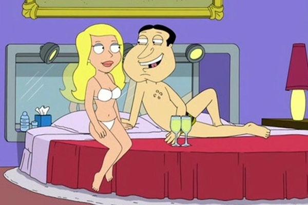Quagmire sex
