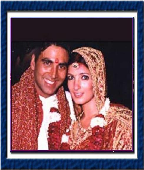 Super Star Rajesh Khanna's elder daughter Twinkle Khanna ...