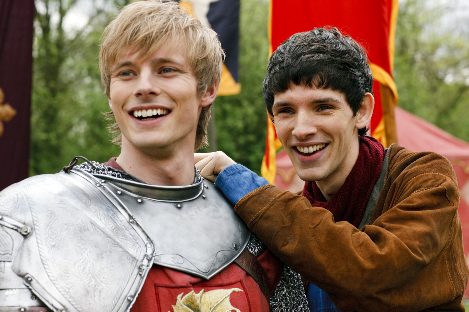 Which episode does Arthur find out Merlin has magic ...