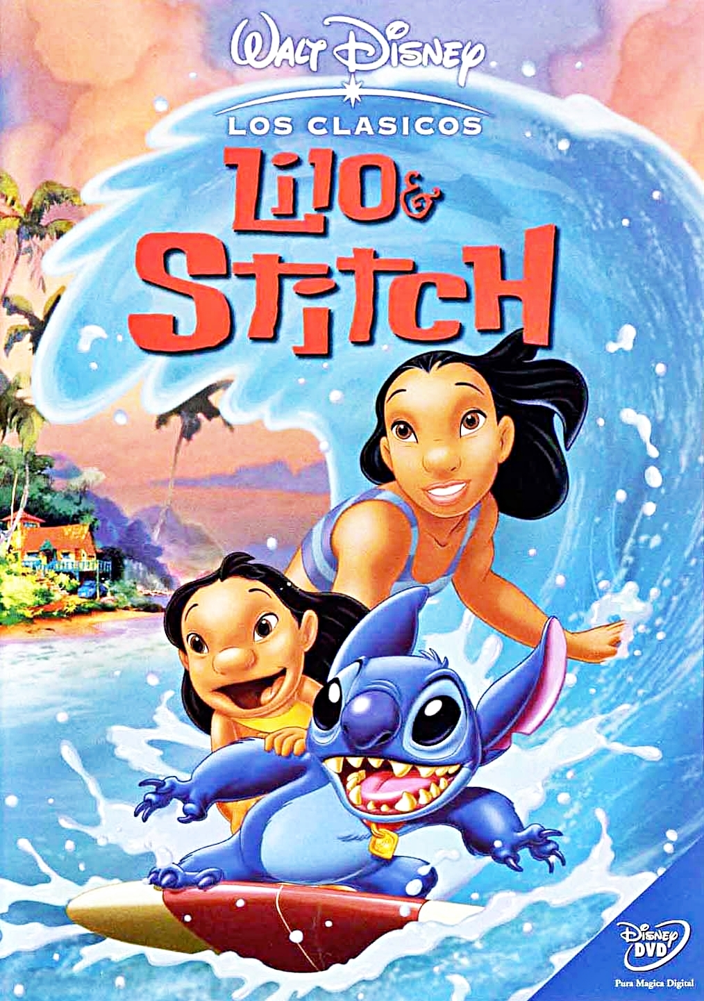 Lilo & Stitch DVD ...