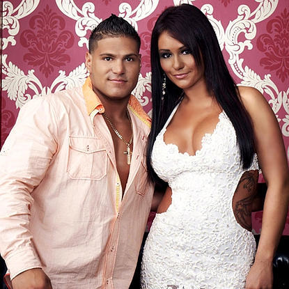 Jwoww Up With Did Ronnie Hook
