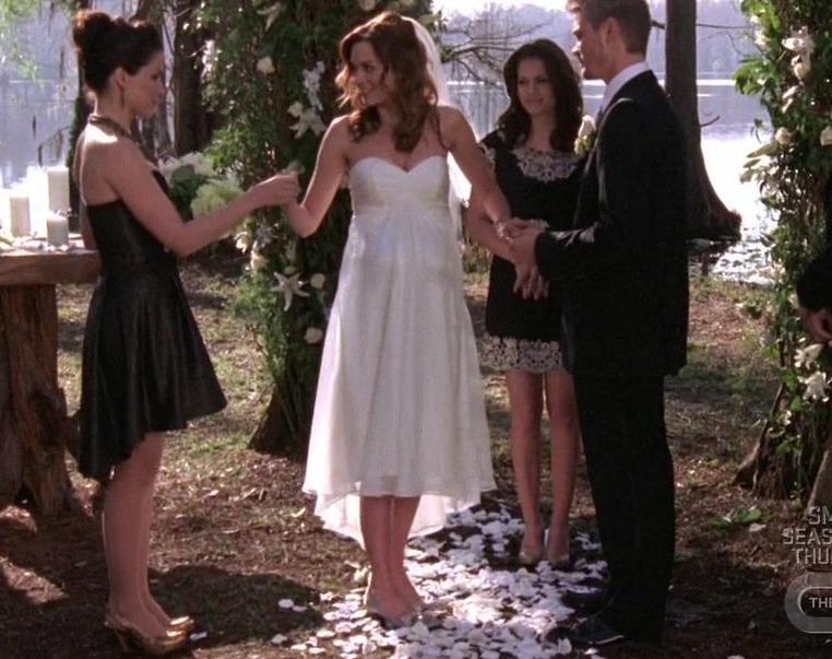 Best Brooke Davis wedding dress creation? - Brooke Davis - Fanpop