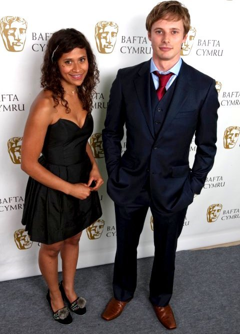 Bradley James Girlfriend Angel Coulby I don t care