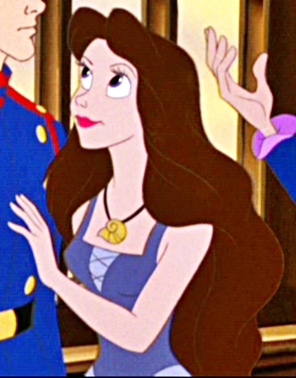 Which, of all the outfits Rapunzel wears, is your