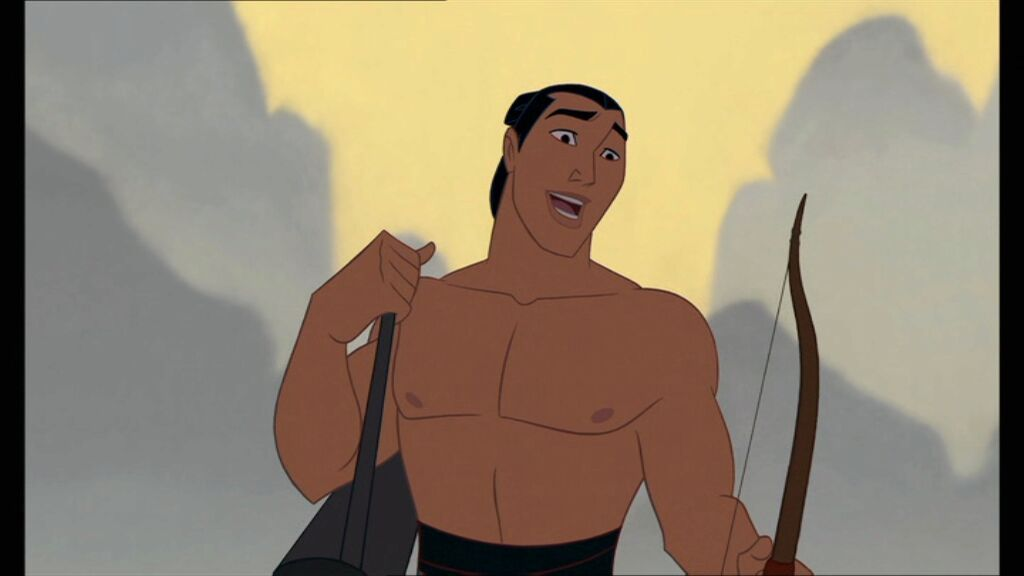 Shang will spend too much time training  thus not spending time with    Mulan Shang Training