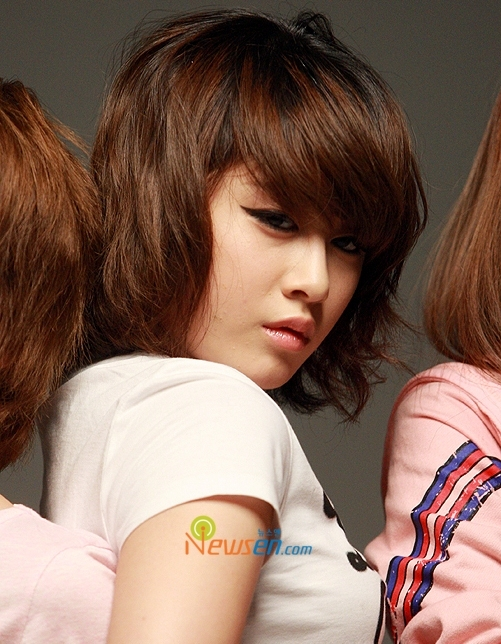 who is more pretty wit...T Ara Number 9 Jiyeon