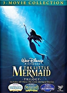"What Version of ""The Little Mermaid"" do you own? - Disney Princess"