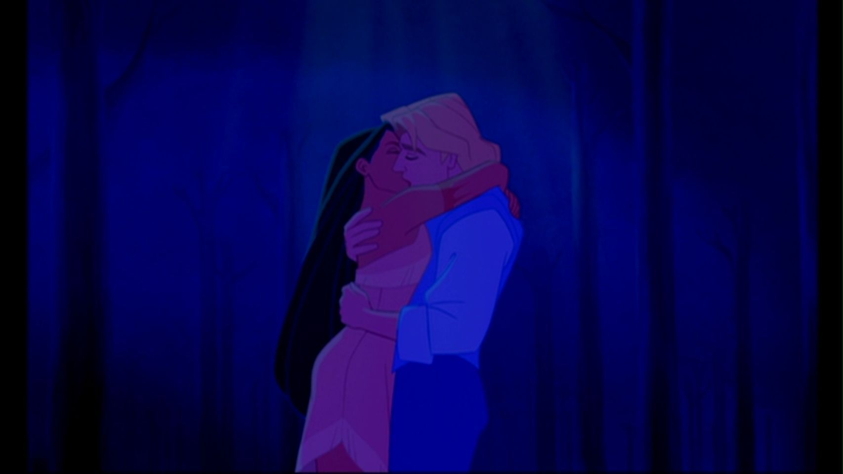 Which is your favourite Pocahontas & John Smith kiss? Poll ...  Which is your f...