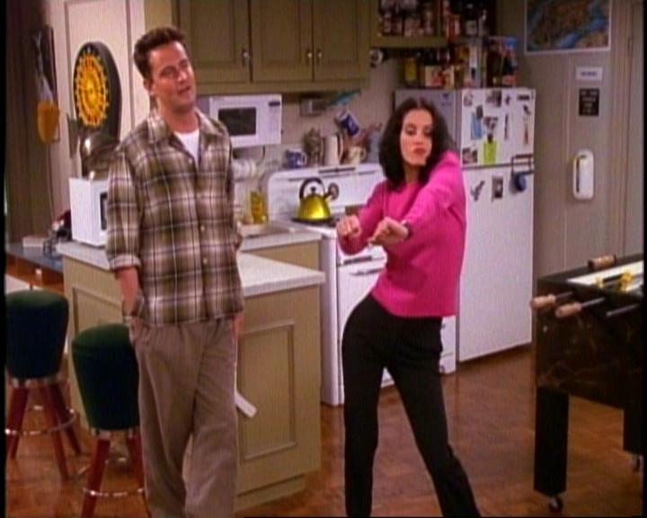 Do You Think Monica And Chandler Were In Love Before They