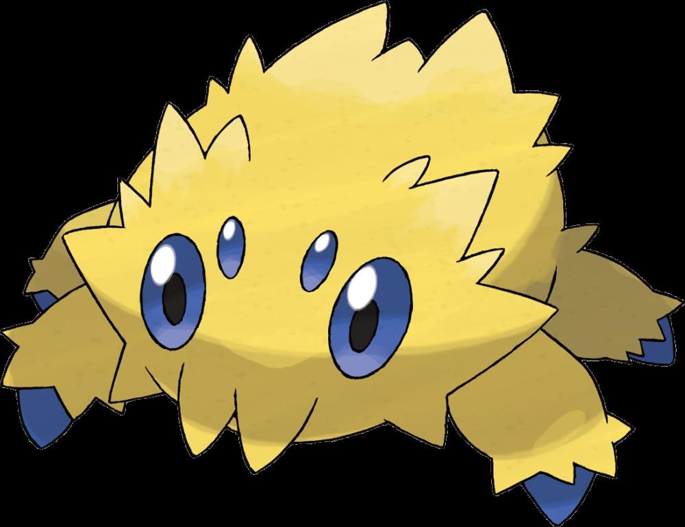 legendary electric pokemon - photo #38