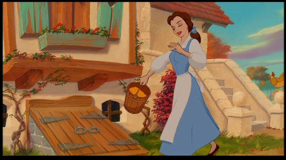 Disney Princess Which Feeding