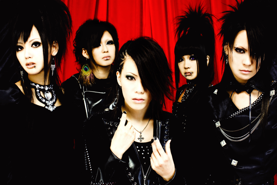 most well known female visual kei bands which do you like