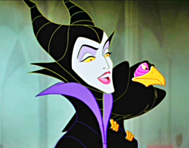 Favorito Scene With Maleficent From Sleeping Beauty
