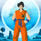 Yamcha from Dragon ball z Kai