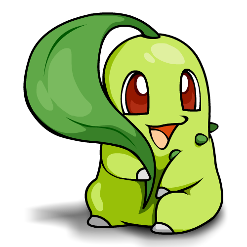 Which Is Your Favorite Grass Type Pokemon Starter Pokémon Fanpop