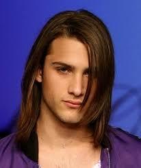 Girls long Do hair guys with like