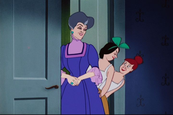 Which of Lady Tremaine's dresses do you like the most ...