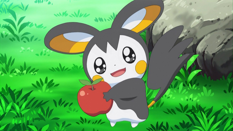 emolga attract - photo #27