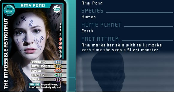 Series 6: In 'the impossible astronaut' every time Amy ...