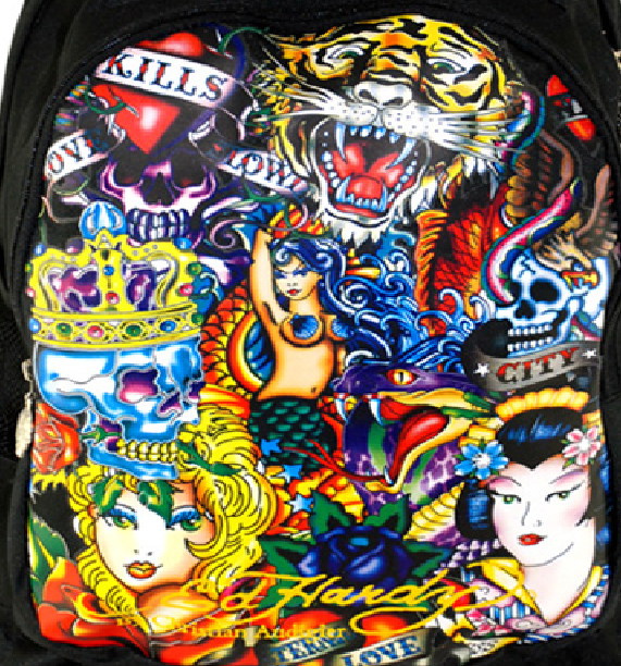 What's Your Fav. Ed Hardy Design?