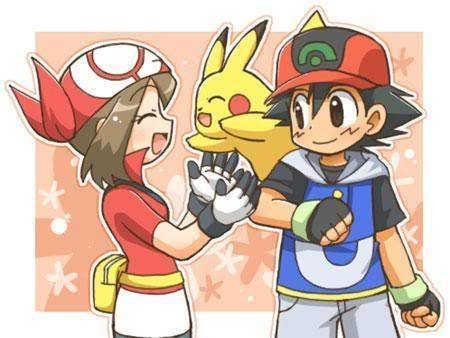 Pokemon Shipping images Pearlshipping wallpaper and