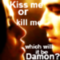 Yes, she has always loved Damon but prefers Stefan more.