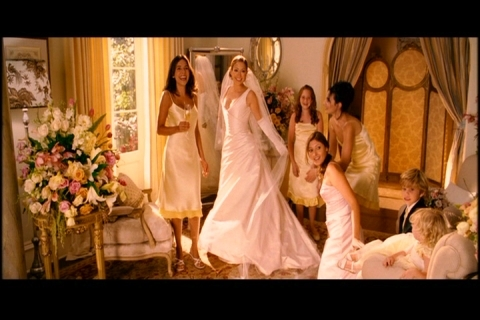 Jennifer Lopez Wedding Dress on Jennifer Lopez Did You Like Her Wedding Dress In  Monster In Law