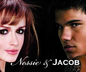 Stephenie Meyer writing a book about Jacon and Renesmee?