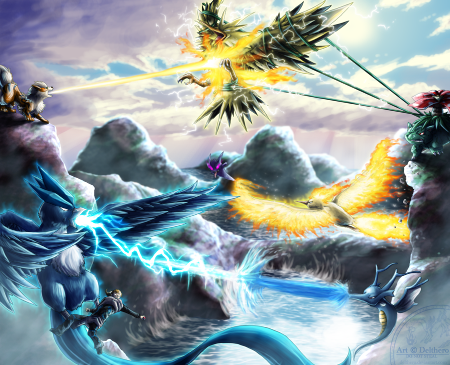 Do you believe the Legendary Pokemon myths are true? Poll ...