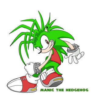 Who thinks Manic should have been in Sonic X? - Sonic X ...