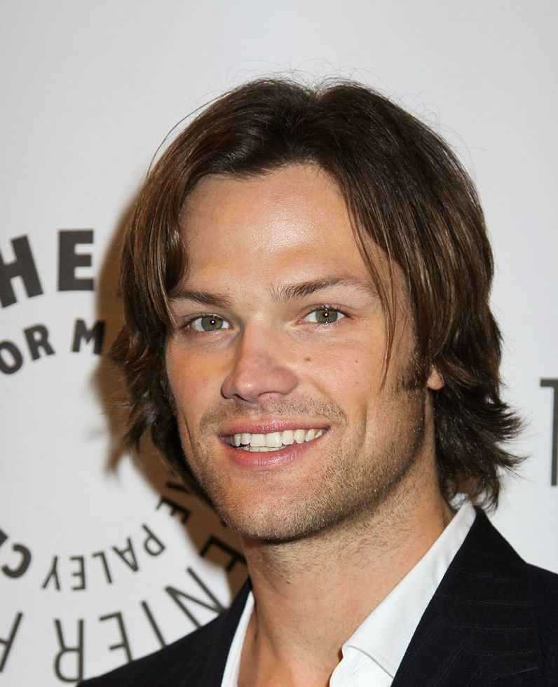 Jared Padalecki becoming more attractive with each year.
