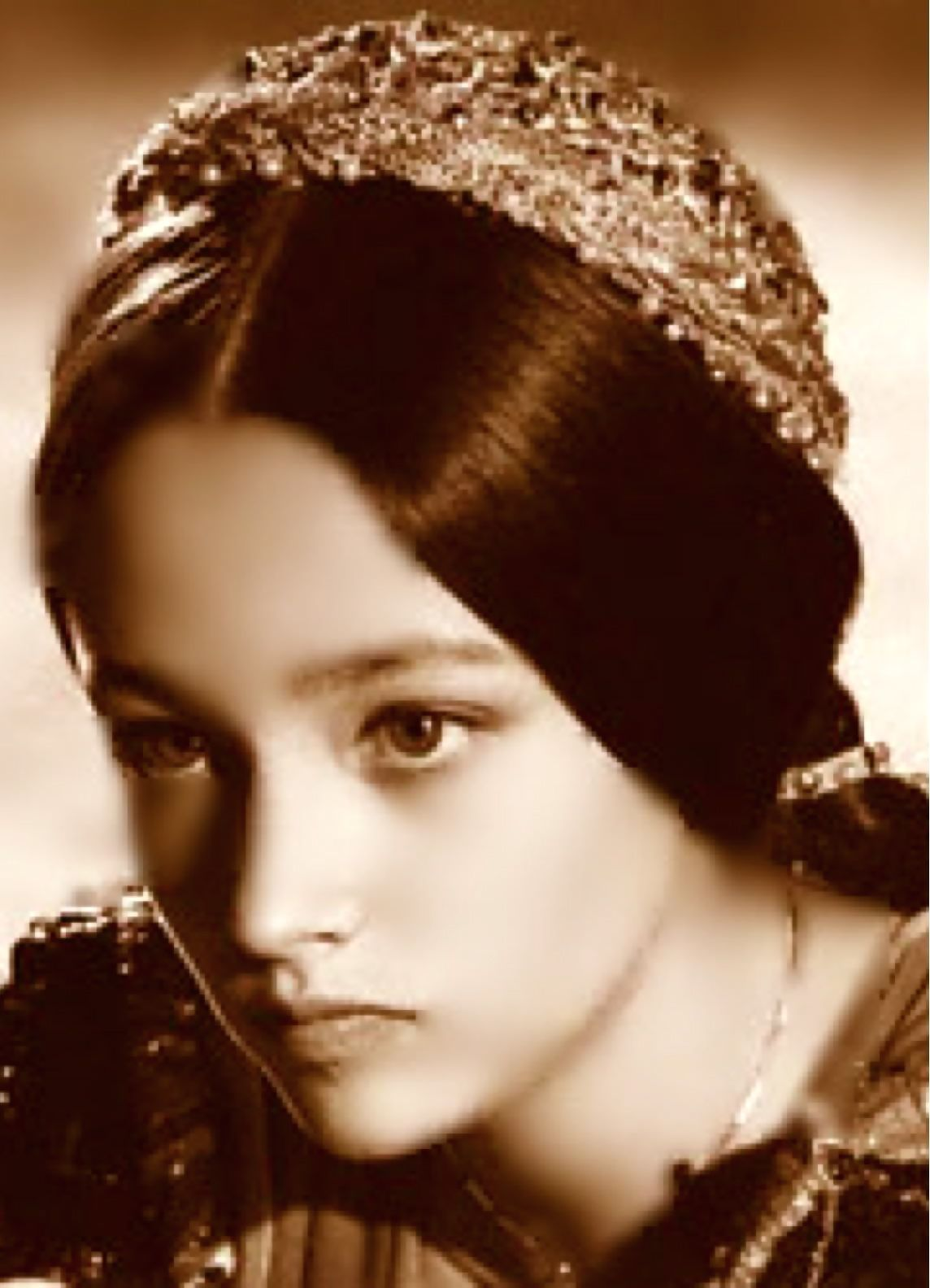 Role in this month olivia hussey leonard whiting for The montague