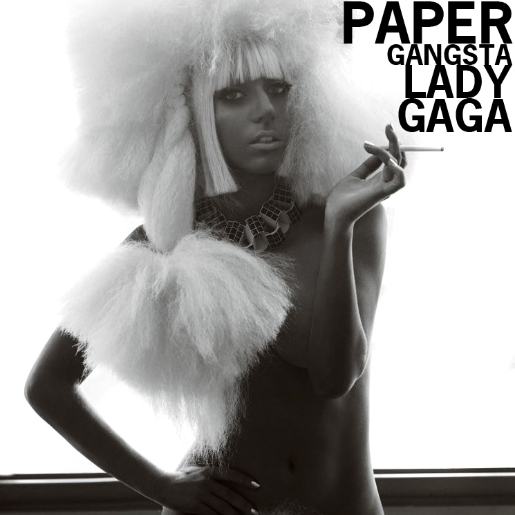 lady gaga paper gangsta Lady gaga's lady gaga- paper gangsta (lyrics) music video in high definition learn the full song lyrics at metrolyrics.