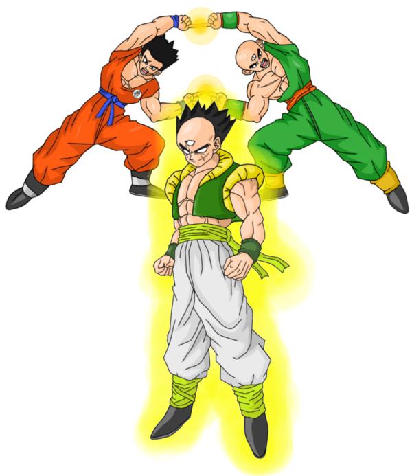 Dragonball Dragon Ball Gt Super Saiyan 4 Gogeta Anime