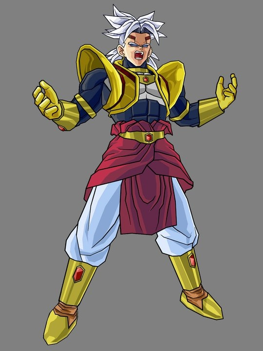 What is the best people 4 baby 2 take over poll results - Dragon ball z baby broly ...