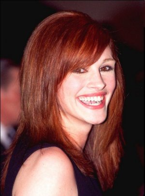 julia roberts hair colour. julia roberts hair color.