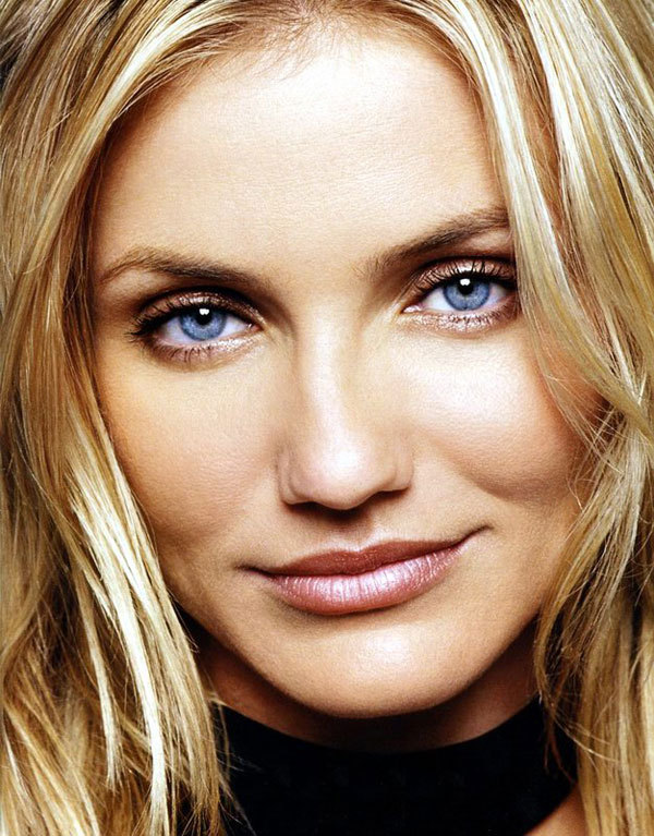 cameron diaz hair colour. Which hair color do you think