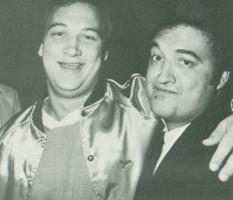 James and John Belushi