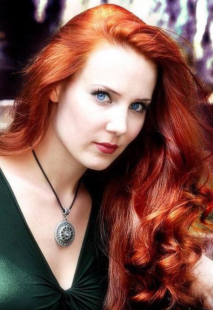 Female Redhead Pics
