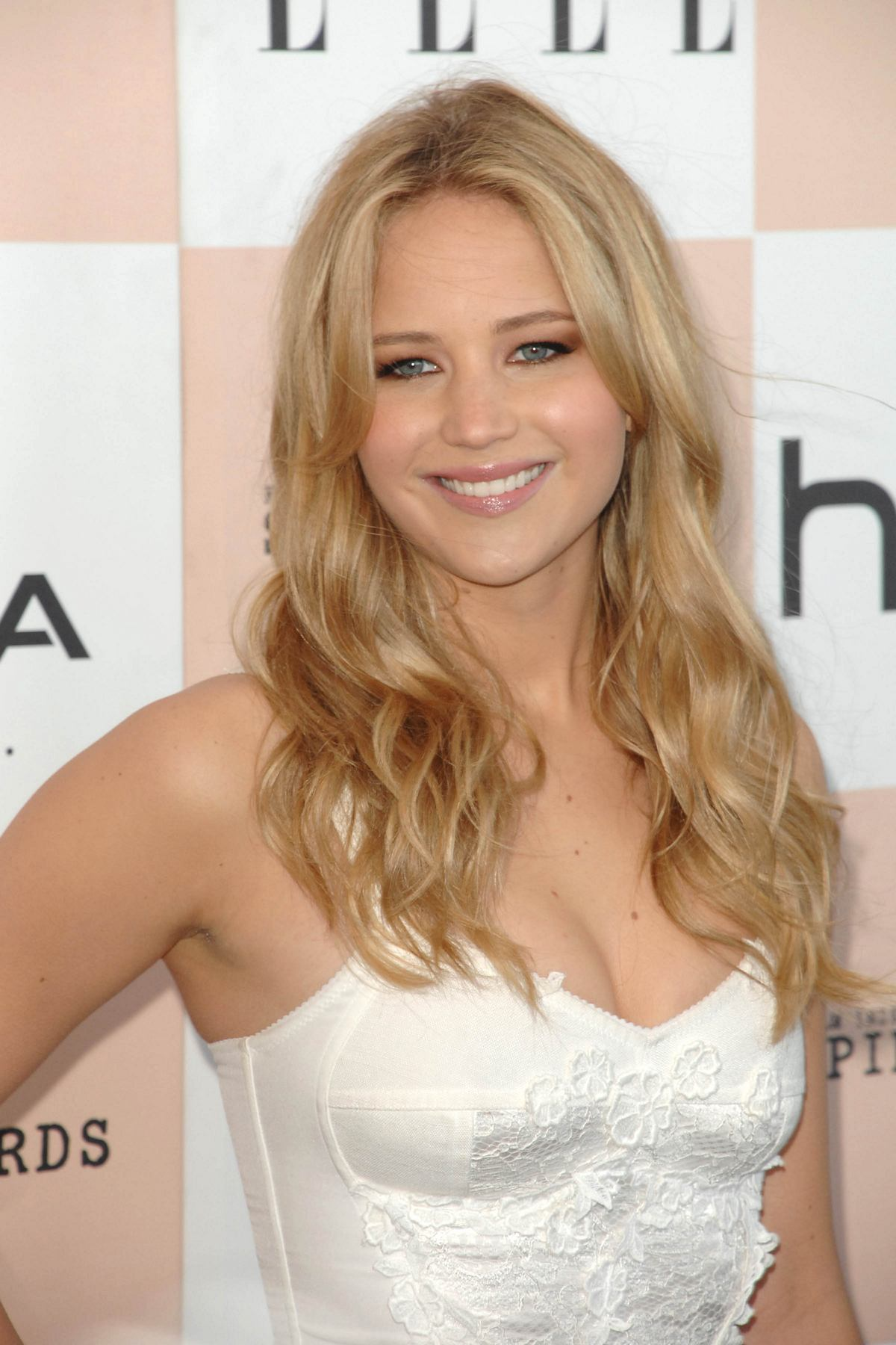 Jennifer Lawrence Long Blonde Hair Jennifer Lawrence Which Hair