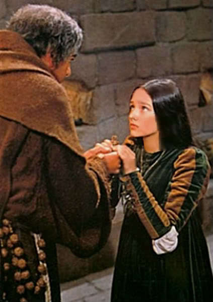 is friar laurence to blame for romeo and juliets death How is the death of romeo and juliet the fault of the i believe that juliets parents were at fault because they pushed friar, laurence isn't so.