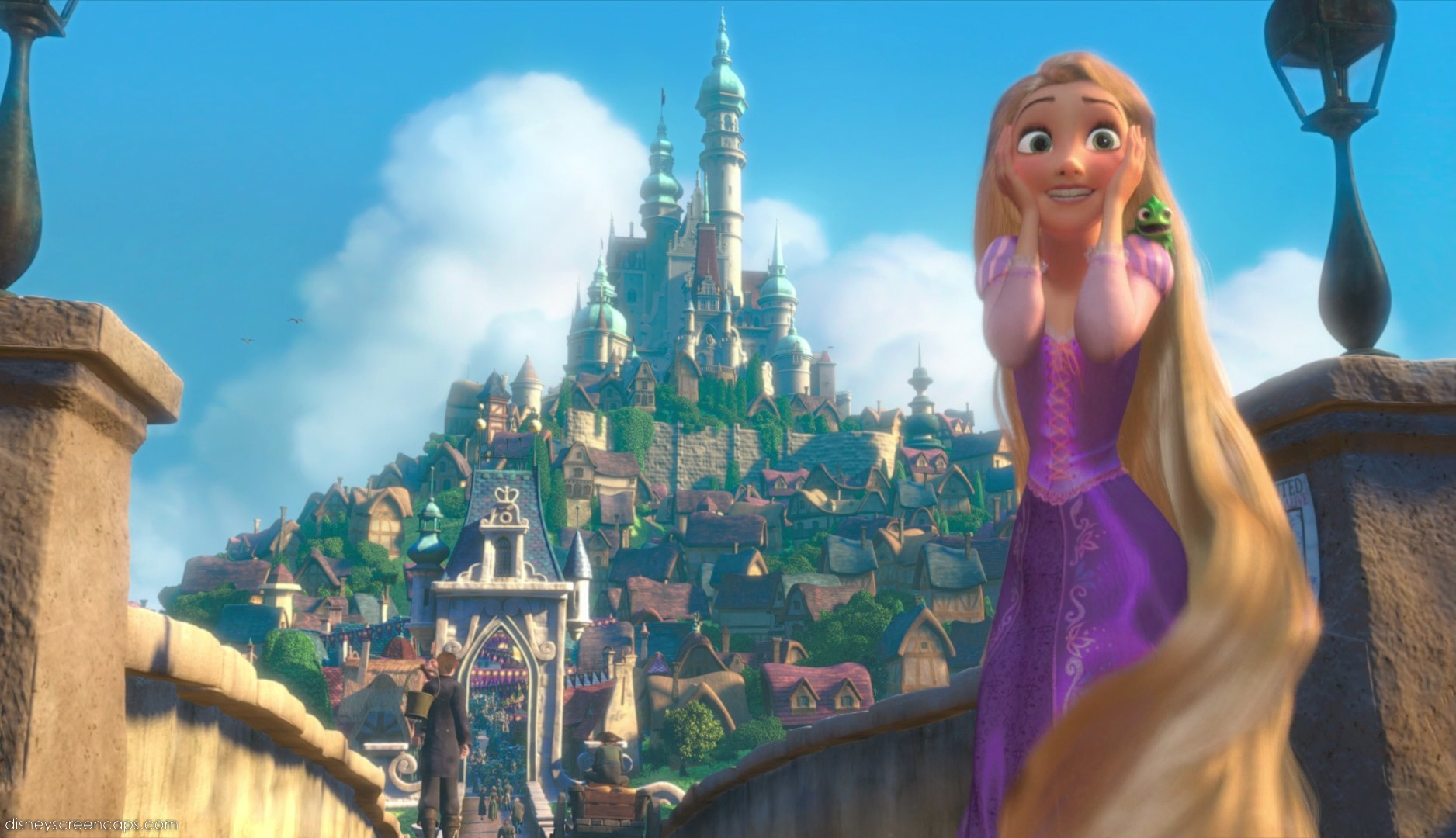 Is Tangled Your All Time Favourite Animated Movie Of This