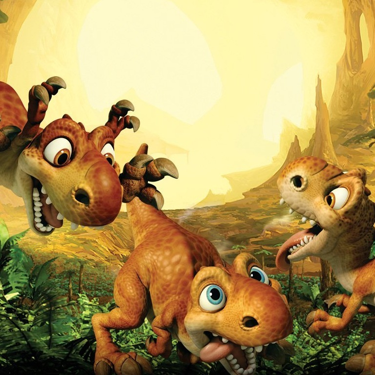 Baby Dinos | Ice Age 3 Wiki | FANDOM powered by Wikia |Ice Age 3 Baby Dinosaurs