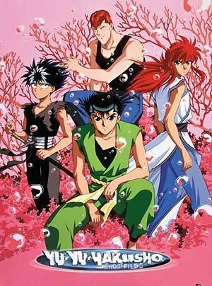 I Love Yu Yu Hakusho Group with Personal Stories,