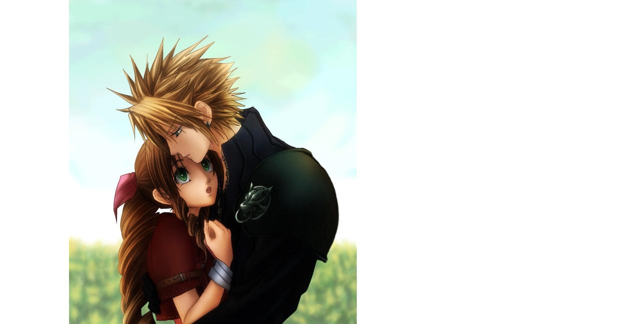 zack and aerith - Final Fantasy VII Wallpaper (6973703